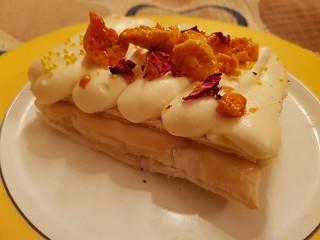 Vanilla Slice from Yavanna