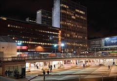 Стокгольм, Швеция, Площадь Сергельсторг