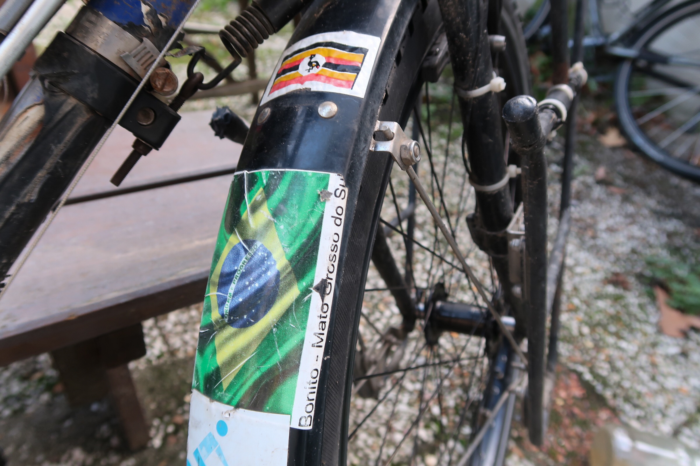 Gear for long distance cycling