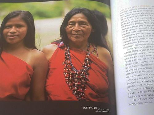 La comunidad Awajún, Perú