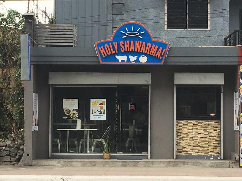Holy Shawarma, Marikina
