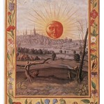 Splendor Solis Plate XXII - The Fifth Treatise, Part 1, 4th Chapter