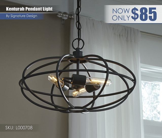 Kenturah Pendant Light_L000708