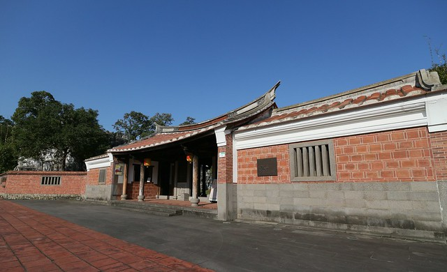Lin An-Tai History house., Canon EOS M2, Canon EF-M 11-22mm f/4-5.6 IS STM