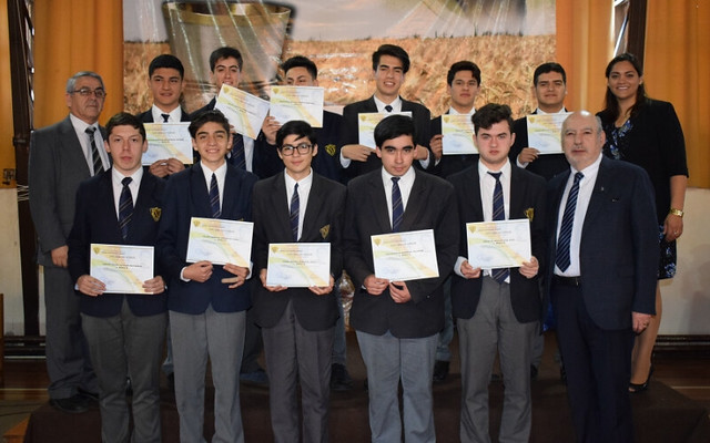 Premiación Académica ISV 2018 (Galería 10)