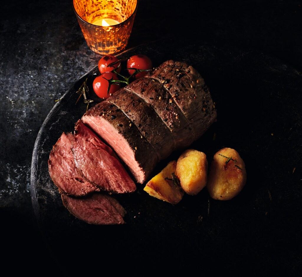 Tesco Christmas beef joint