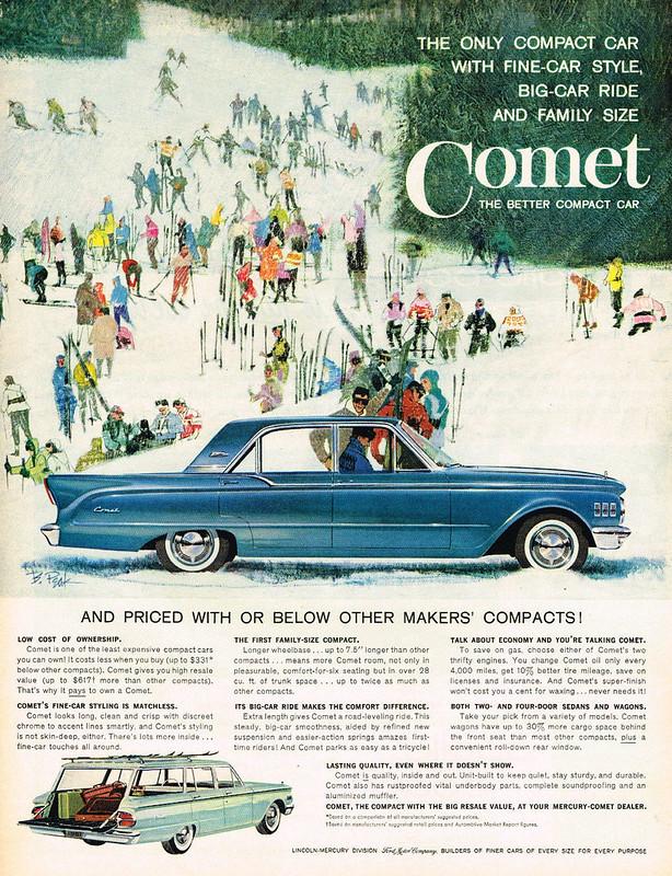 1961 Mercury Comet