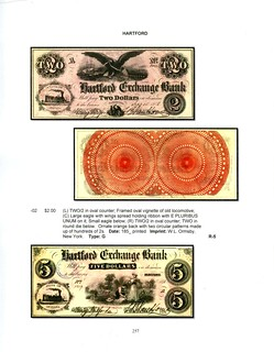 Indiana Obsolete Bank Notes sample page 2