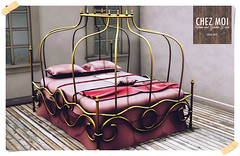 Royal Bed CHEZ MOI