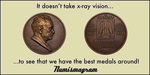 E-Sylum Numismagram ad18 x-ray
