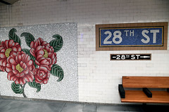 Reopening of 28 St on the 6 Line