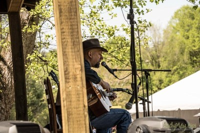 2015 - Andy May at MerleFest