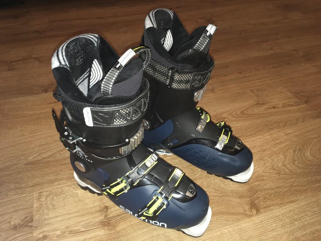 ba6199a943c sjezdové - boty Salomon - Bazar lyží a lyžařského vybavení - SNOW.CZ