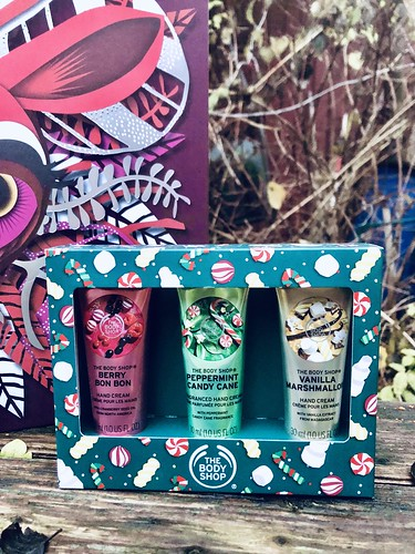 body shop advent calendar 2018 & snoopervisor zigne 😍😘