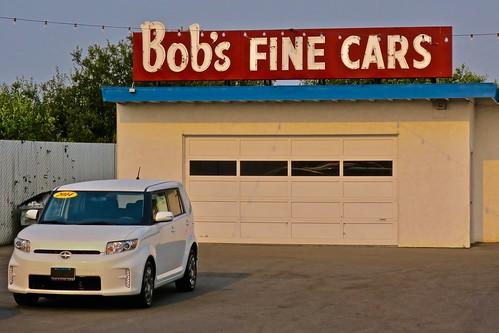 Bob's Fine Cars, Eureka, CA