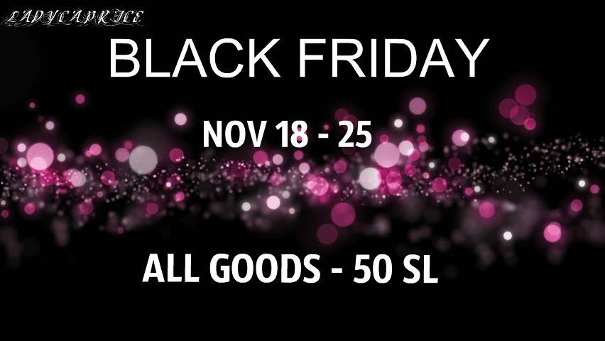 Shop LADY CARIZ discounts all products 50 L - TeleportHub.com Live!