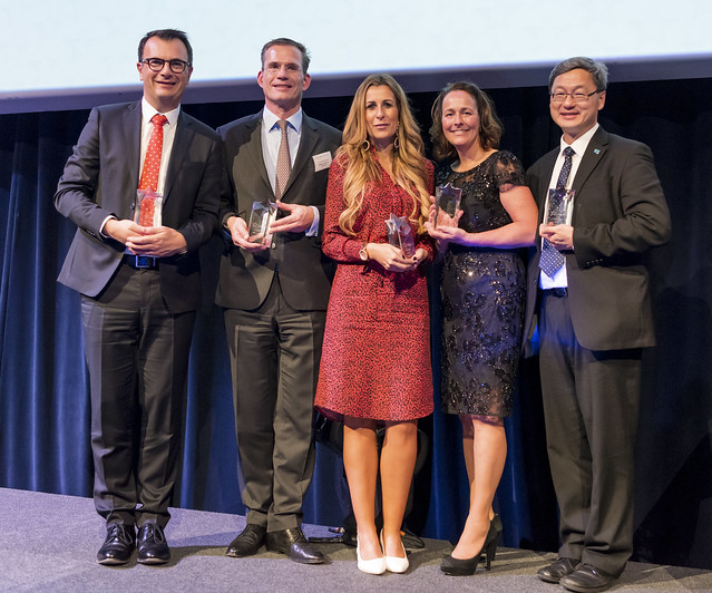 The Winners - Excellence in Risk Management Awards 2018