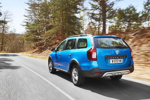 Comprar Dacia Logan Mcv