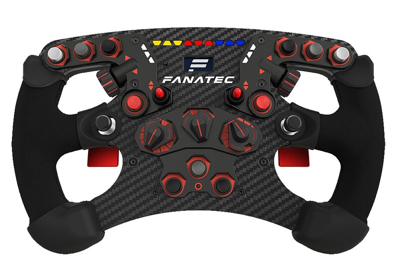 ClubSport Steering Wheel Formula V2 1