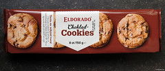 20180811 Vegan chocolate chip cookies of an extra-cheap generic brand :9   Sweden