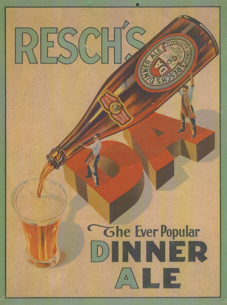 Resch's-Poster