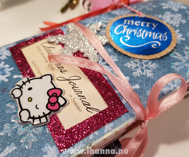 Christmas journal 2018