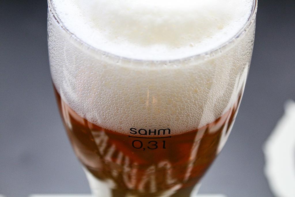 Что такое пивная пена и как она появляется?