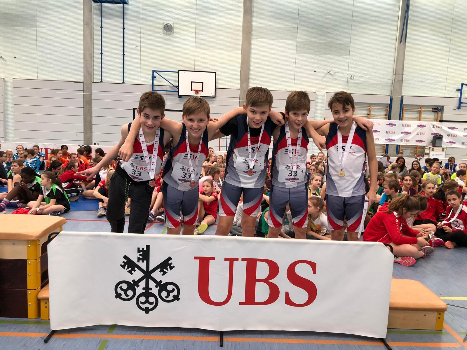Sechs Teams für Kids Cup Regionalfinal qualifiziert