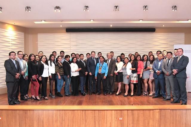 Programa TIC de formación ciudadana en Pueblos y Nacionalidades e Interculturalidades - Ecuador Intercultural