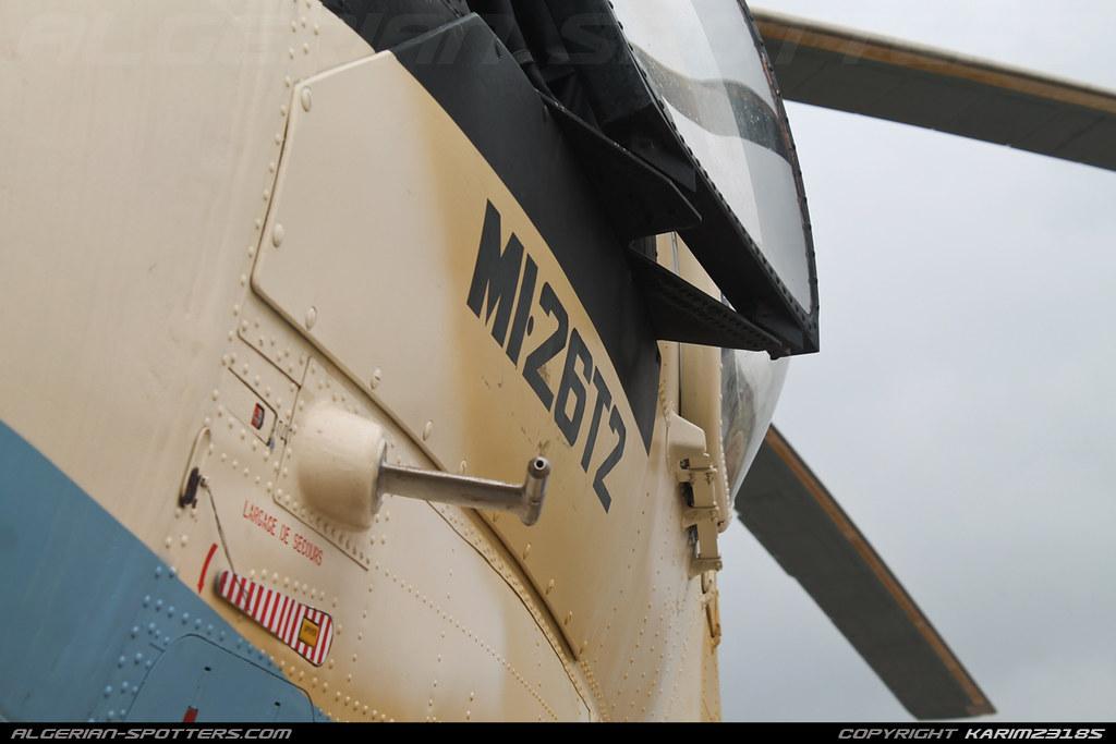 صور المروحيات الجزائرية  MI-26T2 - صفحة 22 32023718698_80dbdca13f_b