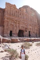 Palace Tomb at Petra (4)