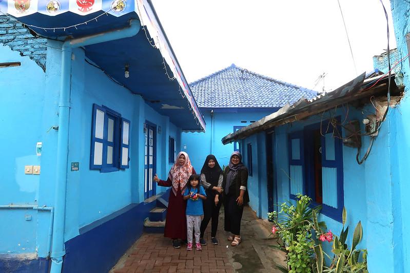 kampung biru malang 2