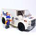 FedEx Chevy Van