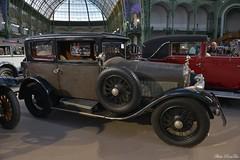 1925 Minerva type AD Feval berline toilée