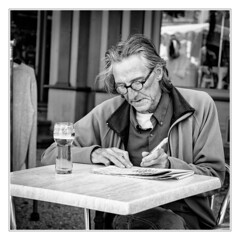 Crossword puzzle - Photo of Usclas-d'Hérault