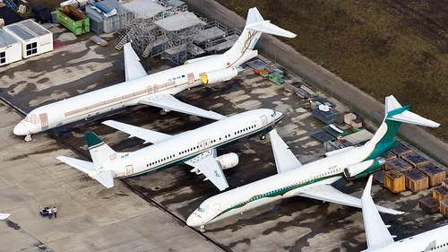 Boeing 737-4Y0 P4-NOF Arabasco