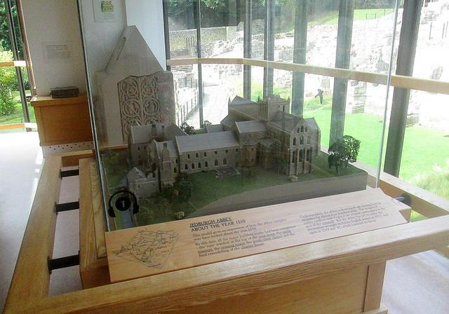 Jedburgh Abbey Model