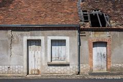 Rue de la Grange des Dîmes, Vatan - Photo of La Chapelle-Saint-Laurian