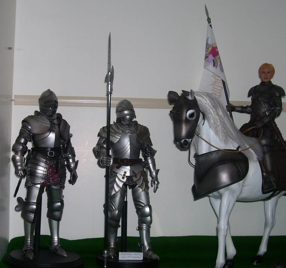 COOMODEL 1/6 Empire Series - (New Lightweight Metal) Milanese Knight 40045354003_9652a63289_o