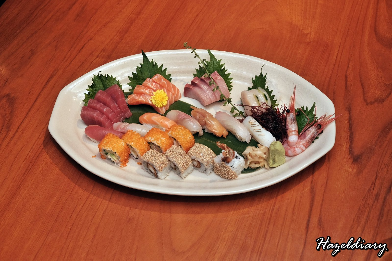 Mezza9 Grand Hyatt Singapore-Japanese Sushi-1
