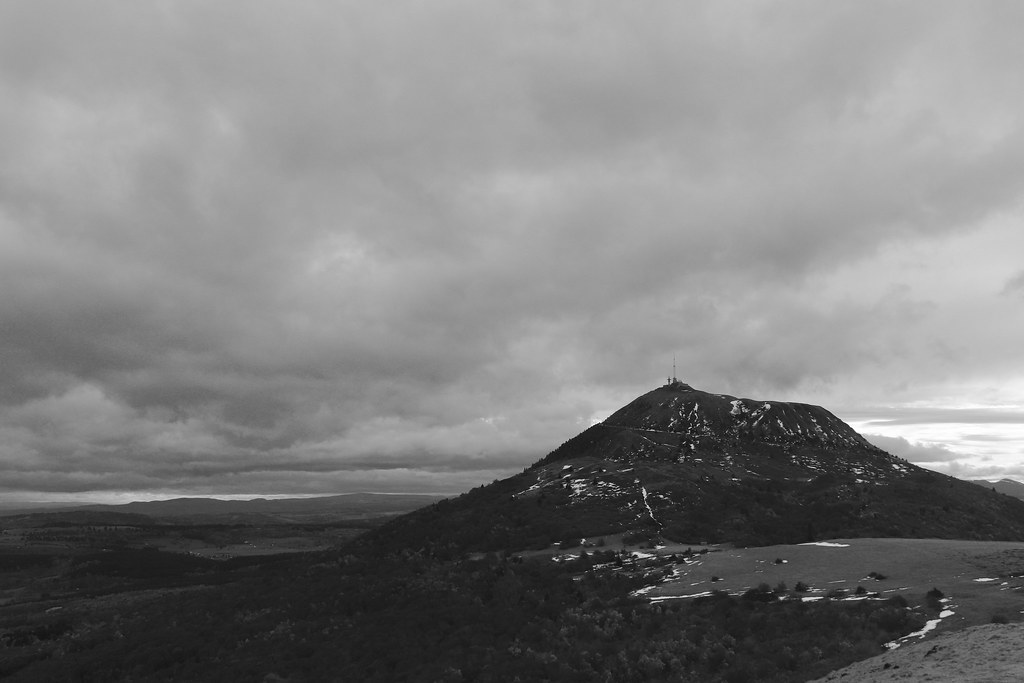Volcans d'Auvergne - Puy du Pariou