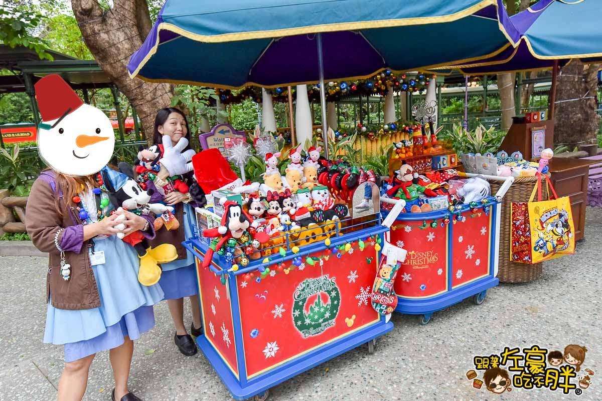 2019香港迪士尼樂園(聖誕節特別活動)-115
