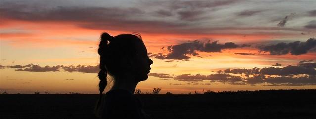 Kiama & sunset, Fujifilm FinePix S5500