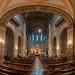 Iglesia de San Pablo-Interior-Valladolid