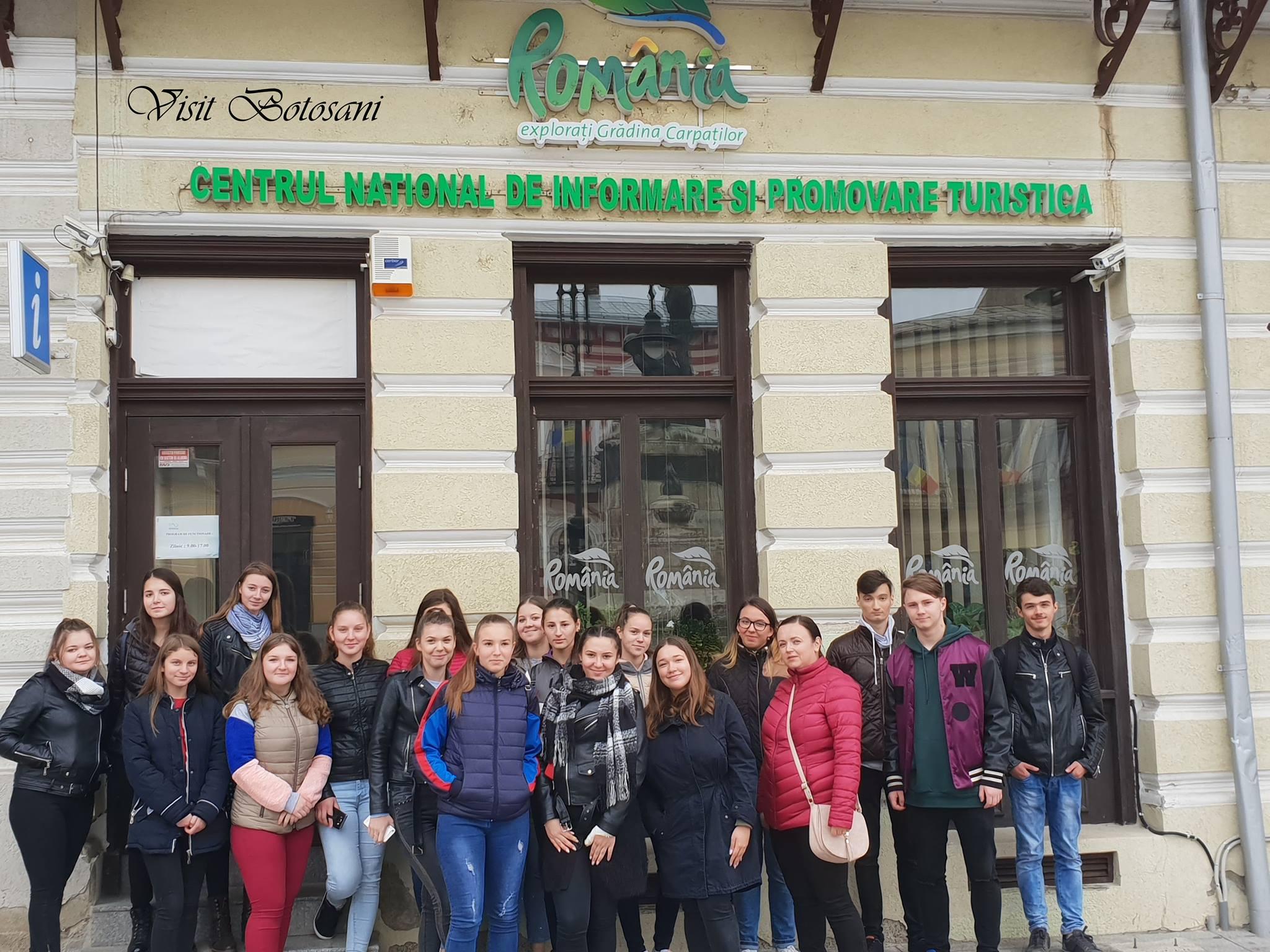 Școala Altfel 2018 - Turul istoric al orașului