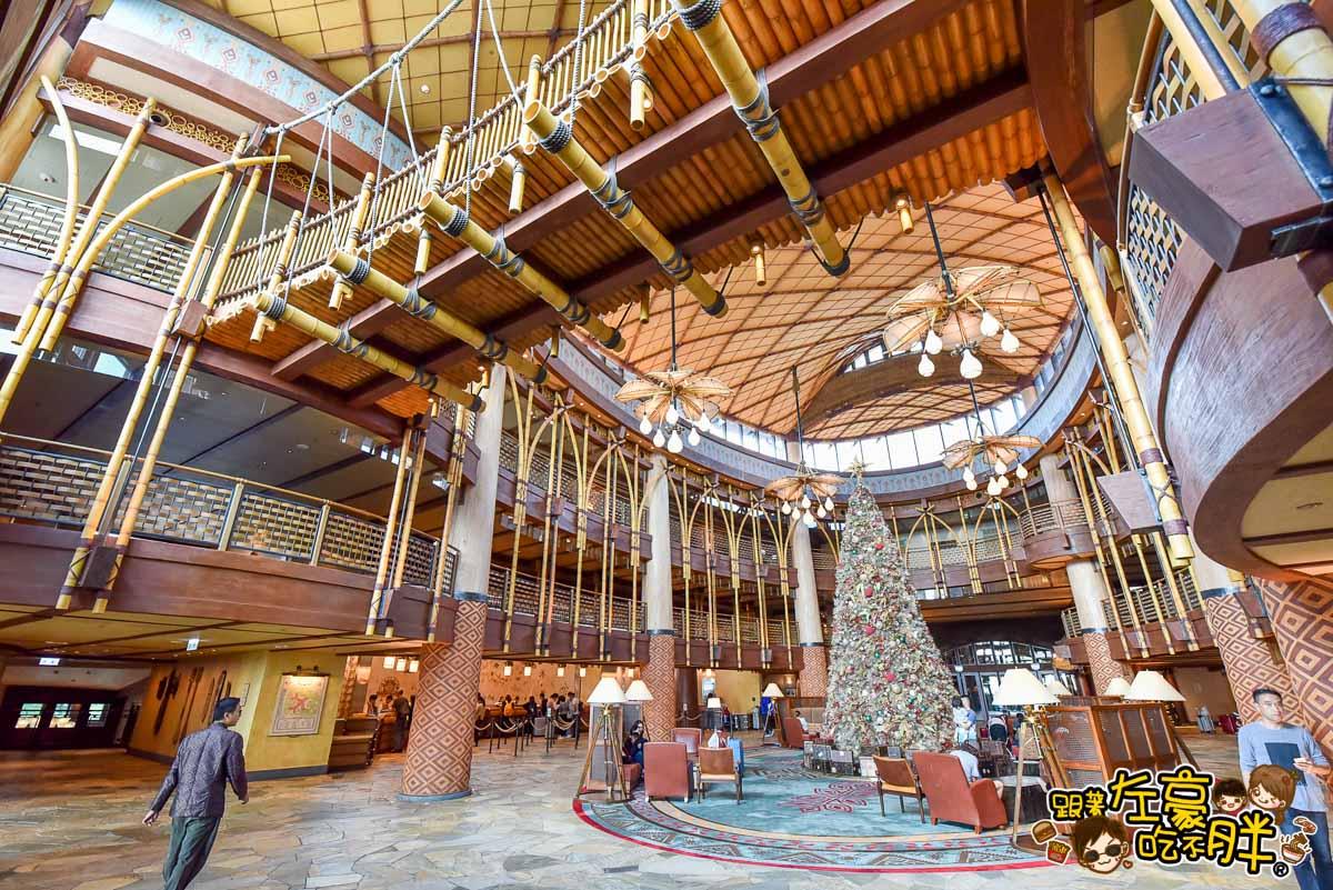 香港迪士尼探索家度假酒店-110