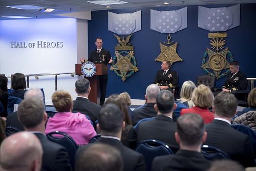 2018 Stockdale leadership awards presented at Pentagon