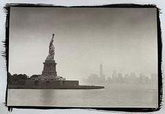 Liberty Island Print