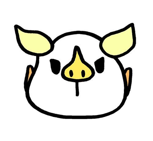 耳大きめの強気なシロヘラコウモリむー