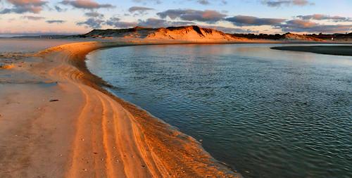 Ruakaka river. NZ
